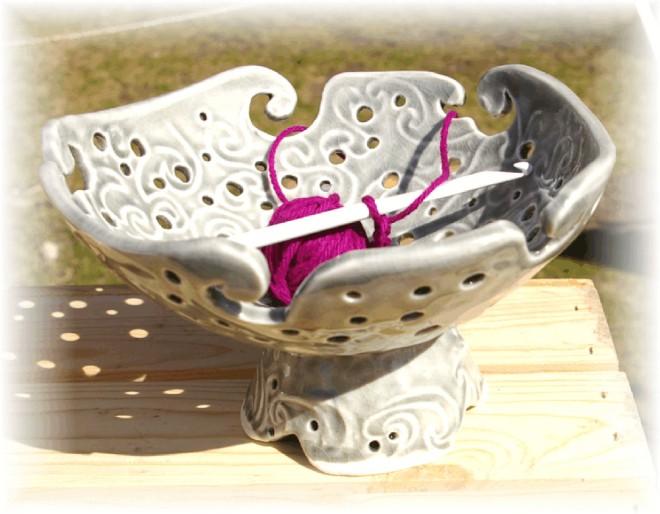 Smith Ceramics Berry Bowl_